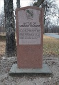 Image for Battle of Chusto-Talasah - Sperry, Oklahoma