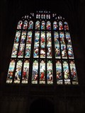 Image for The Stain Glass Windows of Gloucester Cathedral, UK