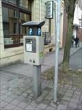Image for Parkscheinautomat Friedenstraße Ecke Karl-Eilers-Straße - Bielefeld, Germany
