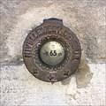 Image for Repère de Nivellement à la Mairie d'Aubais (Gard)