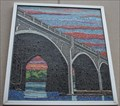 Image for Old Rte 66 Bridge Mosaic -- Tulsa OK