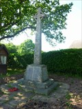 Image for WWI Memorial, Whitborne, Herefordshire, England