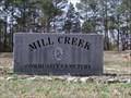 Image for Mill Creek Community Cemetery, Mill Creek, GA