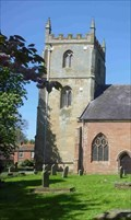 Image for Bell Tower, St. Mary the Virgin, Kempsey, Worcestershire, England