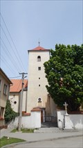 Image for Kostel Nejsvetejsi Trojice - Lazanky, Czech Republic