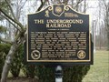 Image for The Underground Railroad - Marion, OH