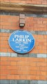 Image for Philip Larkin - Old Library, Queen's University - Belfast