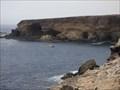 """Image for Bericht """"Ajuy: Barranco wird zum reißenden Fluss. Höhlenbesucher müssen ausgeflogen werden"""" - Ajuy, Fuerteventura, Spain"""