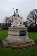 Image for Queen Victoria, Kensington Gardens, London, W2, UK