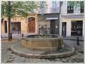 Image for La fontaine des 3 Ormeaux - Aix en Provence, Paca, France