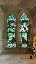 Image for Stained Glass Windows - St Peter & St Blaise - Somersal Herbert, Derbyshire