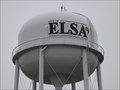 Image for Water Tower - Elsa TX