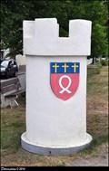 Image for Tetín - Bílá šachová vež / White chess tower (Tetín, Central Bohemia)