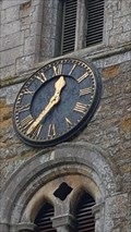 Image for Church Clock - All Saints - Knipton, Leicestershire