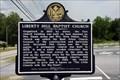 Image for Liberty Hill Baptist Church – HCC – Muscogee Co., GA