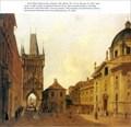 Image for Old Town Bridge Tower by Karel Würbs - Prague, Czech Republic
