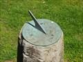 Image for Mary Washington House Sundial - Fredericksburg, VA