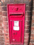 Image for Victorian Post Box - Friars Street, Sudbury, Suffolk