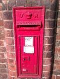 Image for Victorian Post Box - Friars Street, Sudbury, Suffolk