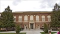 Image for University Library 1922-1974 - U of M - Missoula, MT