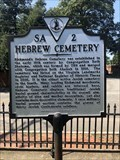 Image for Hebrew Cemetery