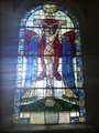 Image for Memorial Window -  Parish Church of St Mary and St Lawrence - Cauldon, Stoke-on-Trent, Staffordshire, UK.