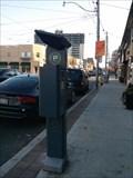 Image for Solar Powered Parking Meter - Kingston rd - Toronto, Ontario, Canada
