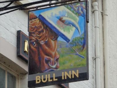 veritas vita visited Bull Inn, Butcher Row, Shrewsbury, Shropshire,