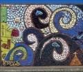 Image for Swirls - Mosaic - Eisenhower Pier, Bangor, Northern Ireland.