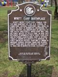 Image for Wyatt Earp Birthplace