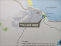 Image for You Are Here - The Fife Coastal Path, East Sands, St Andrews, Fife.