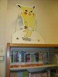 Image for Pikachu at the Santa Clara Library - Santa Clara, CA