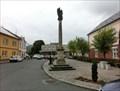 Image for Marian Column - Albrechtice, Czech Republic