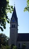Image for St. Mauritius Church Tower - Kleinlützel, SO, Switzerland