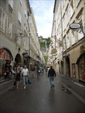 Image for Getreidegasse - Salzburg, Austria
