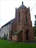 Image for Bell Tower, St Peter & St Paul, Eastham, Worcestershire, England