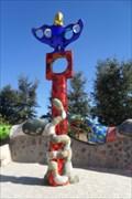 Image for Eagle & Snake Totem  -  Escondido, CA