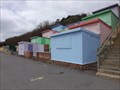 Image for Beach Huts - Toll House, Folkestone, UK