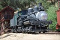 Image for Hetch Hetchy Railroad Engine No.6 - El Portal, CA