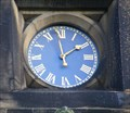 Image for Clock, St. Mary's Church, Greasbrough, Rotherham, UK.