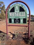 Image for Weethalle, NSW, Australia - population 127