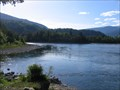 Image for CONFLUENCE:  Kooteny River - Columbia River