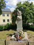 Image for Combined World War Memorial - Kamberk, Czech Republic