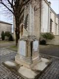 Image for Monument aux morts - Beauvoir sur Niort, France