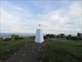 Image for O.S. Triangulation Pillar - Kinnoull Hill, Perth & Kinross.