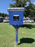 Image for Edward's Middle School Little Free Library - Rocky Mount, North Carolina