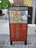 """Image for Rockville Town Square """"You are here"""" - Rockville, MD"""