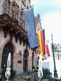 """Image for """"Halt die Fahnen im Wind"""" Römerberg - Frankfurt am Main/ Deutschland"""