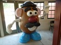 Image for Mr. Potato Head Statue - Providence, RI