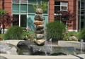 Image for Rock spine fountain, Emeryville, California